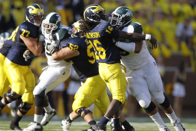 Michigan State vs. Michigan: TV Schedule, Live Stream, Radio, Game Time and More