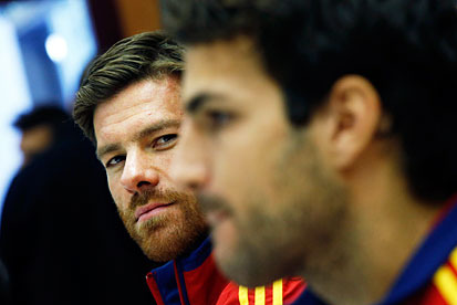 Spain Aim to Take 'Very Big Step' Towards 2014 World Cup Against France