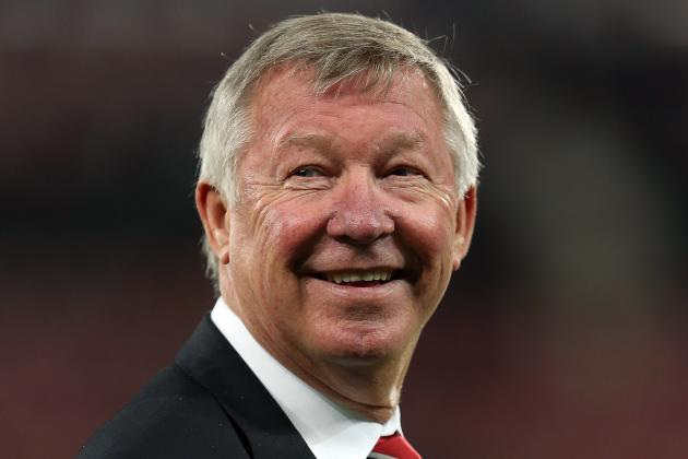 Manchester United: Fergie's Five Areas of Concern Against Stoke