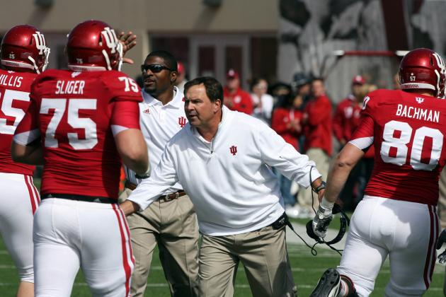 Indiana Football: Kevin Wilson Is the 2012 Big Ten Coach of the Year Thus Far