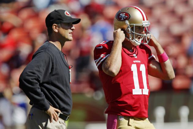 San Francisco 49ers: Inconsistency Seems to Be Key Theme Here