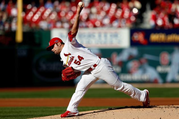 Cardinals' Lefthander Jaime Garcia Has a Date with Dr. Andrews