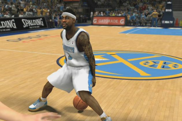 NBA 2K13: Most Enjoyable Offensive Teams to Use in Association Mode