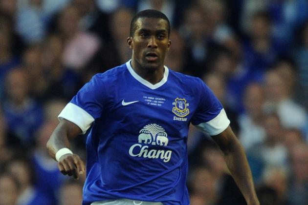 Distin Hails Stylish Everton