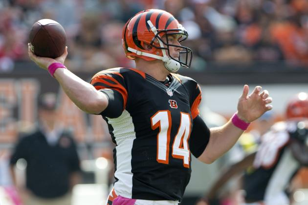 Andy Dalton: Is the Cincinnati Bengals QB to Blame for the Turnover Plague?