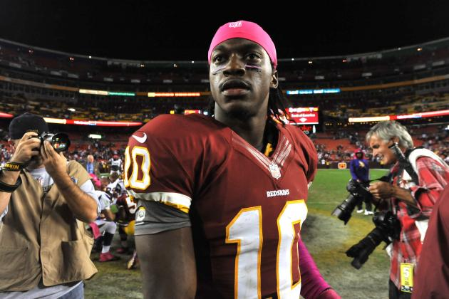 Is Robert Griffin III Already a Top 10 NFL QB?