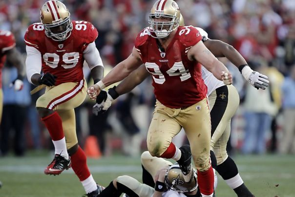 San Francisco 49ers: Justin Smith, Aldon Smith and the Disappearing Pass Rush
