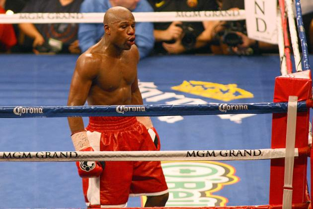 Floyd Mayweather: Boxers Other Than Manny Pacquiao Who Would Test Money May