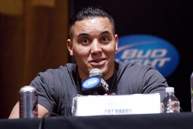 UFC 2012: Was Pat Barry's 'Roaches' Take on MMA Fans Fair?