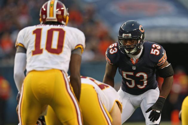 Nick Roach: The Chicago Bears' Most Unsung Contributor