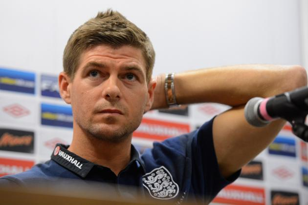 Players Must Behave, Says Gerrard