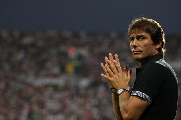 Juventus: How Antonio Conte's Absence Could Work in His Team's Favor