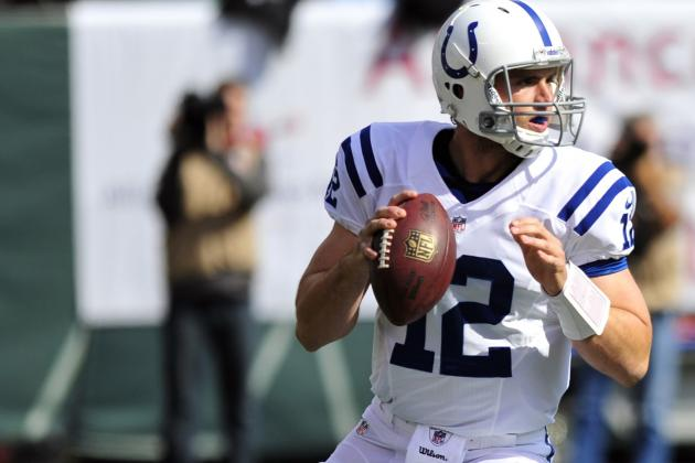 First Rookie QB Battle Arrives; Andrew Luck & Brandon Weeden May Rewrite History