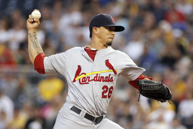 Lohse Hasn't Received Offer from Cardinals