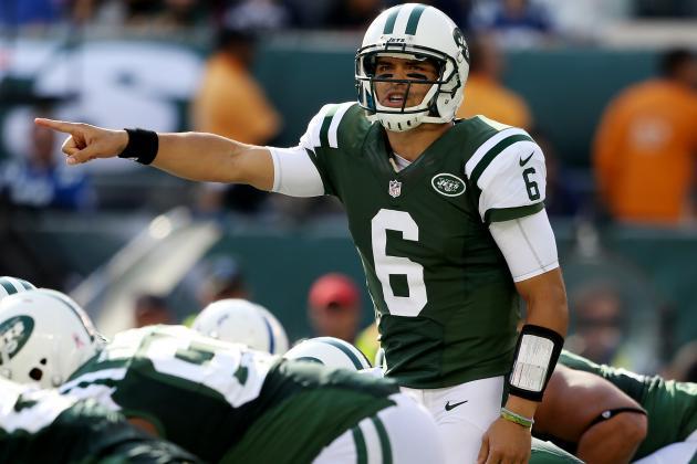 Mark Sanchez: Why New York Jets Quarterback Is a Fantasy Sleeper in Week 7
