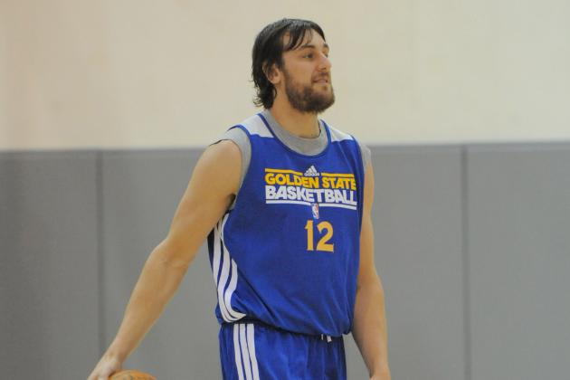 Andrew Bogut's Ankle Injury Will Decide Golden State Warriors' Fate in 2012-13