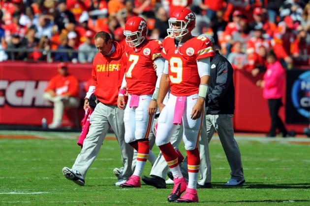 Matt Cassel Injury: Updates on Chiefs QB's Concussion