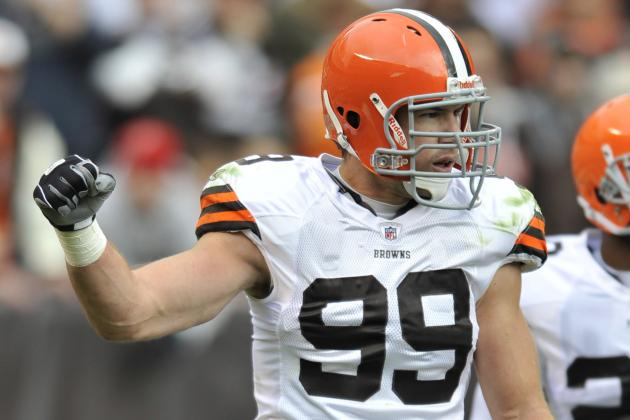 Cleveland Browns LB Scott Fujita Reportedly Has Career-Threatening Neck Injury