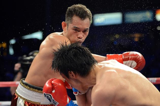 Donaire to See Hand Specialist After Recurring Hand Cuts