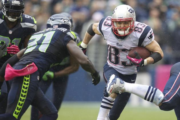 NFL Power Rankings Week 7: New England Patriots and Teams That Are Falling
