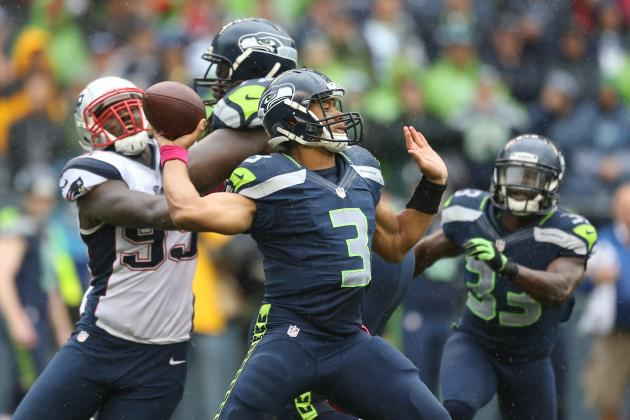 Seattle Seahawks: What to Make of Russell Wilson's Hot, Inconsistent Start