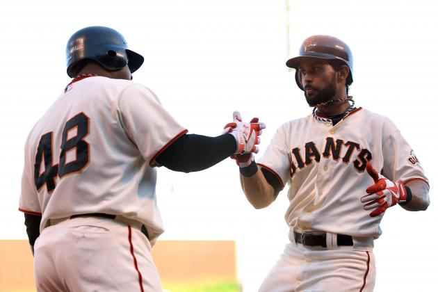San Francisco Giants vs. St. Louis Cardinals Game 2: Live Score, NLCS Analysis