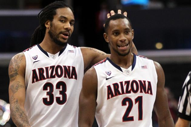 Arizona Basketball Trying to Fill Role of Designated Shooter