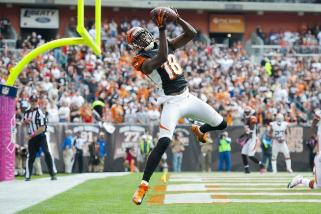 2012 Fantasy Football Wide Receiver Rankings – NFL Week 7