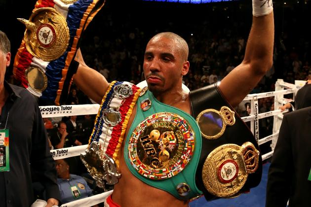 Andre Ward: Lack of Appealing Fights Show He's Become Victim of Own Success