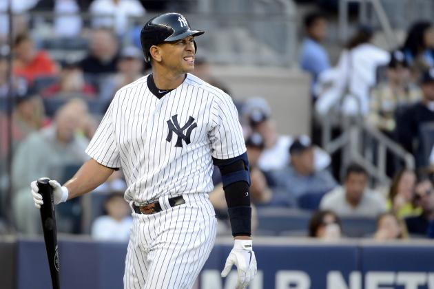 Yankee Fans Should Stop Booing Alex Rodriguez