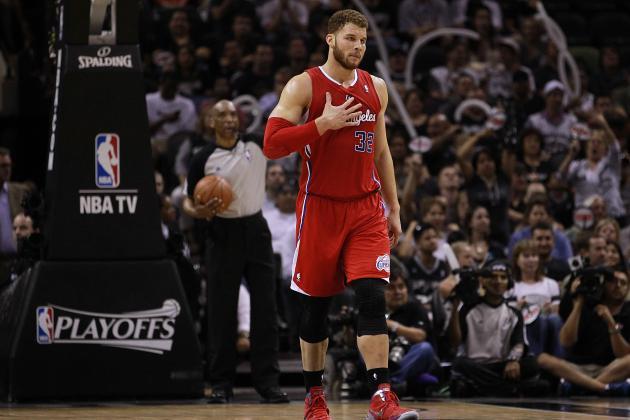 Will the NBA's Anti-Flopping Rule Affect the L.A. Clippers Most of All?