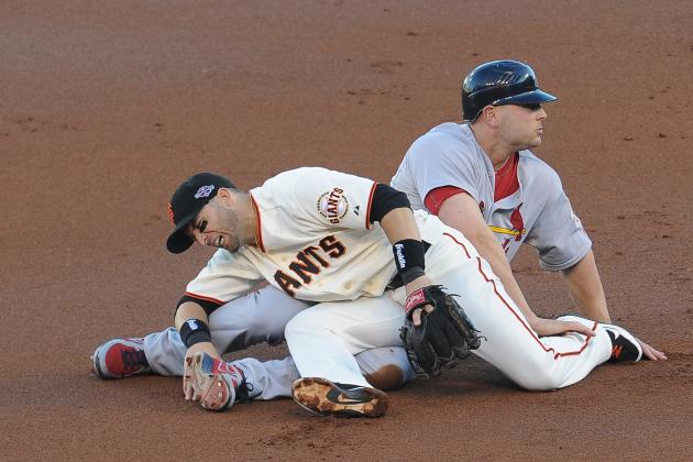 Marco Scutaro Injury: Updates on Giants 2B's Hip