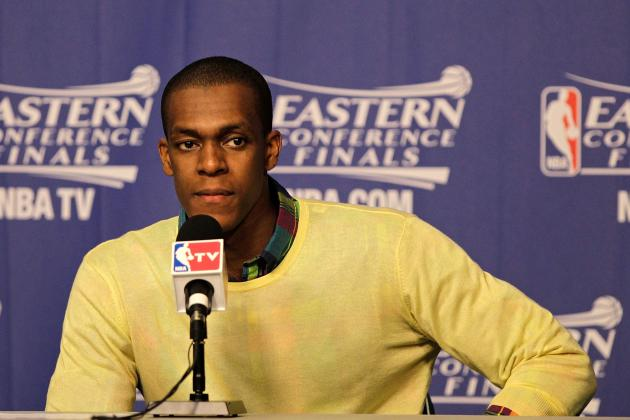 Rajon Rondo Is Poised to Be the Next Captain of the Boston Celtics