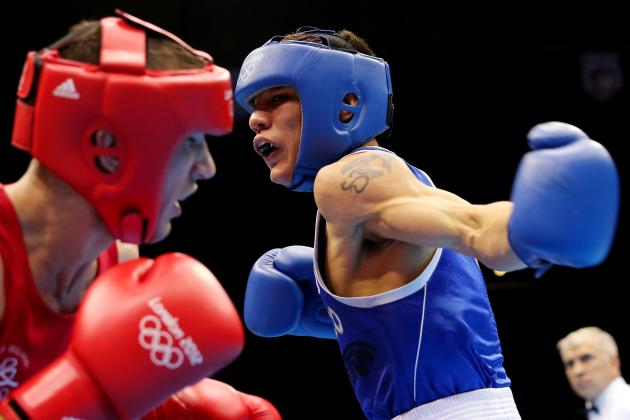Mexican Olympian Valdez Signs with Top Rank