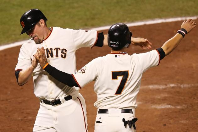SF Giants Trounce St. Louis Cardinals 7-1 in Game 2 of NLCS