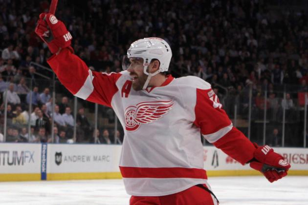 Detroit Red Wings: Will a Henrik Zetterberg Captaincy Re-Ignite Him Offensively?