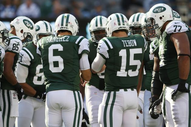 New York Jets: Why Mark Sanchez Is Still Playing for His Job