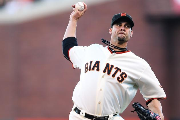 NLCS 2012: Ryan Vogelsong's Win Will Serve as a Guide for Beating Cardinals