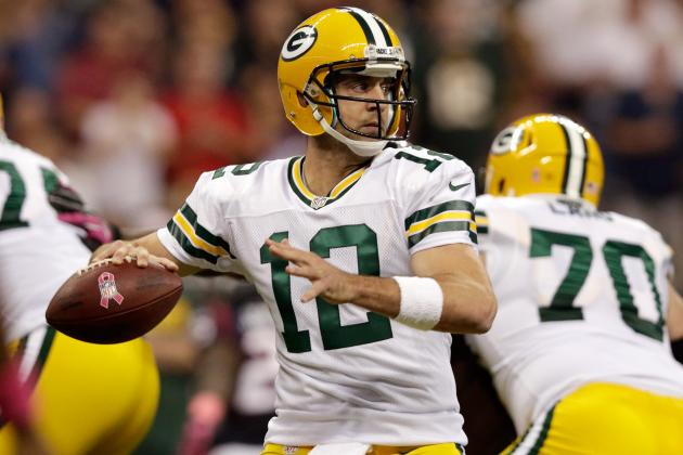 Green Bay Packers: Are Aaron Rodgers and the Pack Back on Track?