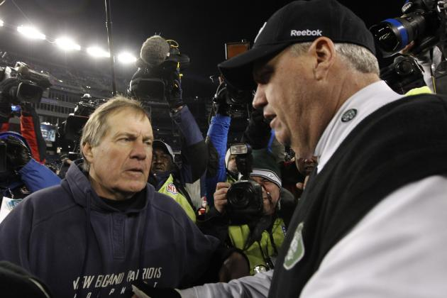Rex Ryan Gets Patriots-Jets Week Started Right and More AFC East News