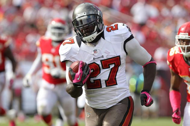 Start 'em and Sit 'em Week 7: Running Backs with Favorable Fantasy Matchups
