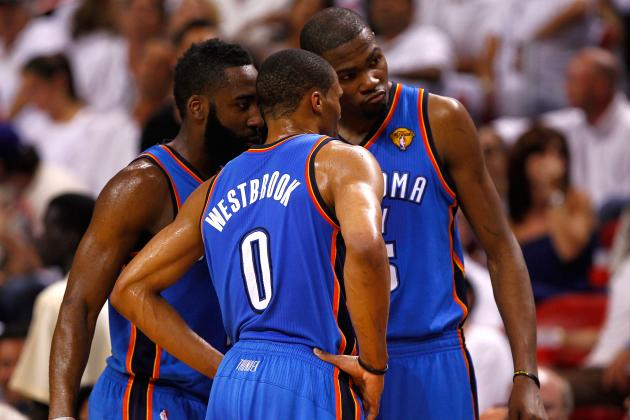OKC Thunder: Could Quiet Offseason Actually Work to Thunder's Advantage?