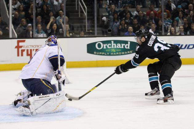 San Jose Sharks Need to Rebuild Around Logan Couture