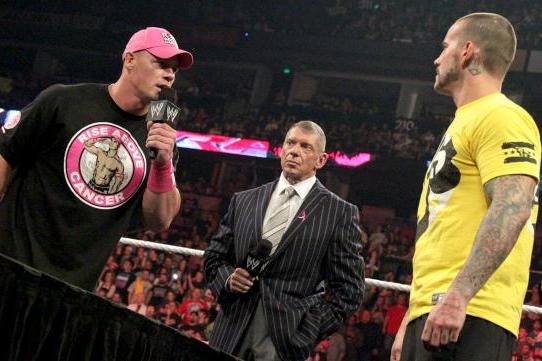 WWE: Why John Cena Would've Been the Best Opponent for CM Punk at Hell in a Cell