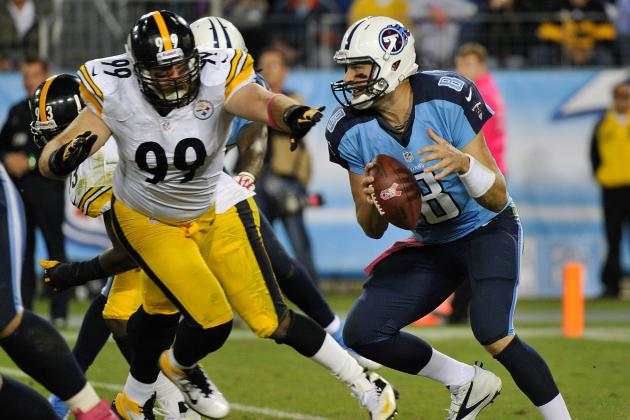 Locker Should Be Titans' Starter and Other Must-Reads from Around the AFC South