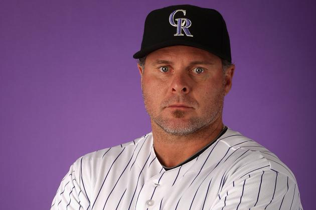 Jason Giambi Reportedly Will Interview for Rockies' Vacant Manager Position