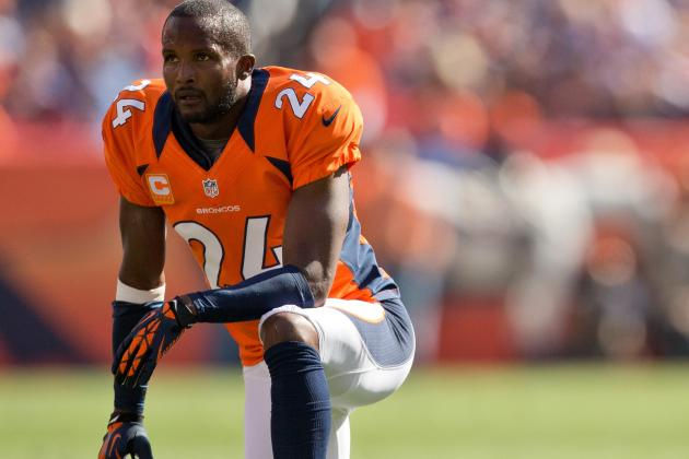 Champ Bailey Glad Broncos Can Finally Finish a Comeback
