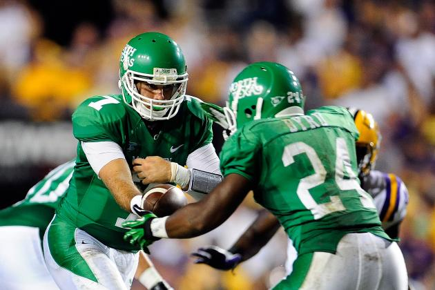North Texas vs. Louisiana Lafayette: Betting Odds, Preview and Pick
