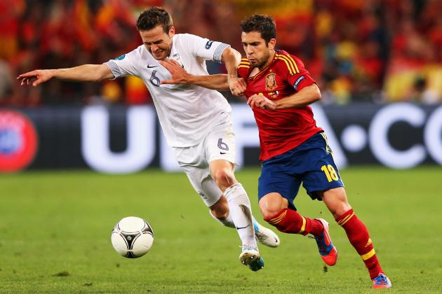 Spain vs. France Live Stream: Online Viewing Info for World Cup Qualifier