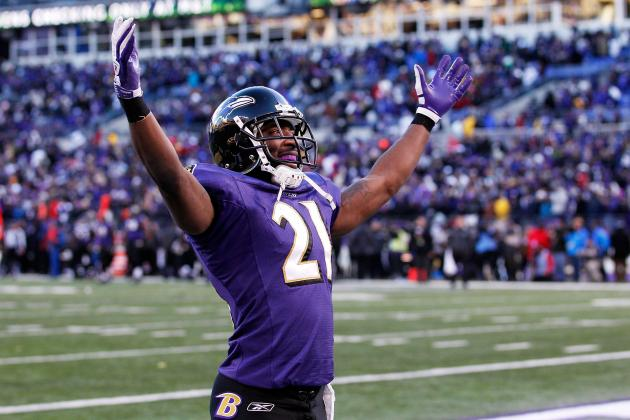 Lardarius Webb: Toughest Upcoming Matchups for Baltimore Ravens Without Top CB